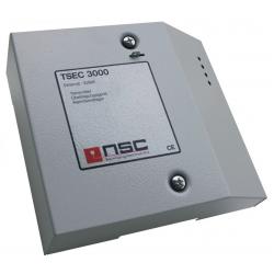 Επικοινωνία και αναφορά συμβάντων των πινάκων πυρανίχνευσης NSC Solution F1 & F2 στα Κέντρα Λήψης Σημάτων (Κ.Λ.Σ) - Σύμφωνα με το ΕΝ54-21